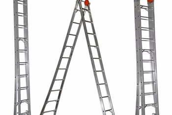 Escadas Profissionais de Aluminio